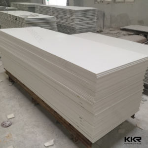 Kkr PMMA Polymer Solid Surface for Shower Wall Panels pictures & photos