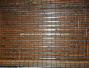 Bamboo Roller Curtains (bamboo blinds) pictures & photos