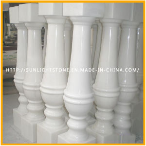 Natural Stone Red/Grey/White Granite Marble Stone Balustrade for Handrall pictures & photos