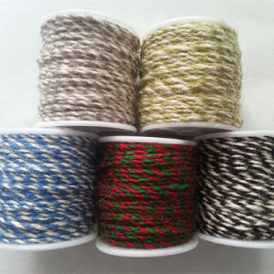 Jute Cord and Twine - Two Coloured Twist