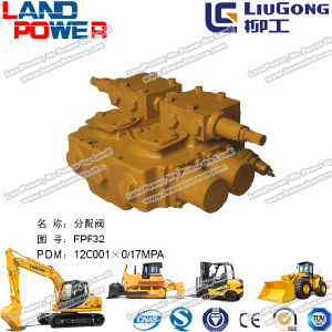 Liugong Distribution Valve/Liugong Excavator Spare Parts pictures & photos