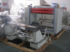 Conductive Fabric Slitting Machine for Good Price Quality and Service pictures & photos