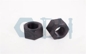 "Heavy Hex Nuts (ASTM A194-2h 1/2""-4"" Black) pictures & photos"