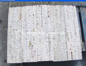 White Quartz Stone for Wall Clading or Landscape pictures & photos