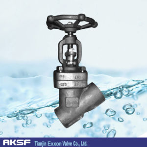 Forged Steel Y Type Valve
