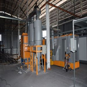 Painting Line for Automatic Powder Coating pictures & photos