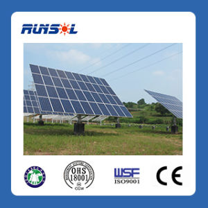 UL-Certified Two-Axis Solar Tracker pictures & photos