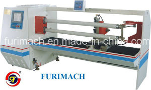 Finished Tape Cutting Machine/150mm Jumbo Roll Tape Cutting Machine pictures & photos