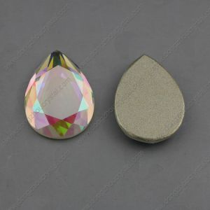 Drop Jewelry Stones Flat Back Stones (DZ-1023) pictures & photos