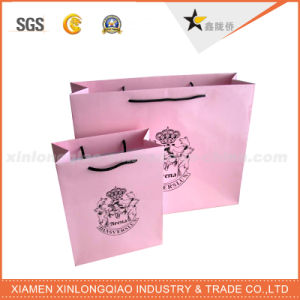 Best Printing& Packaging Factory Price Paper Bag with Your Logo pictures & photos