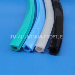 Sealing PVC Strip Rubber Cover Door Seal for Aluminum Profile pictures & photos