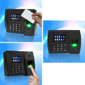 Color Screen Fingerprint Time Attendance with GPRS (5000TC/GPRS) pictures & photos