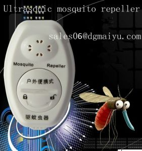 Excellent ABS Ultrasonic Portable Mosquito Repeller pictures & photos