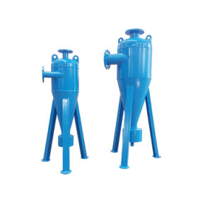 Cyclonic Separation Sand Filter River Water Treatment pictures & photos