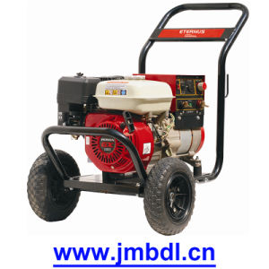 Movable 100A Gasoline Generator Welder (BHW100A) pictures & photos