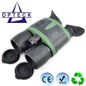 Low Light Level Night Vision Binoculars Nvt-B01-4X42 pictures & photos