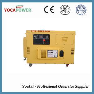 9kw Portable Silent Diesel Generator pictures & photos