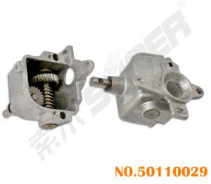 Suoer Gear Box for Ox Horn Fans Aluminum Electric Fan Gear Box pictures & photos