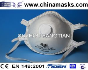 CE Dust Mask Face Maks Ffp3V pictures & photos