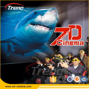 Theme Park Customized 5D 6D 7D 9d Cinema Simulator pictures & photos