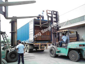 Prefab Metal Structure Shed pictures & photos