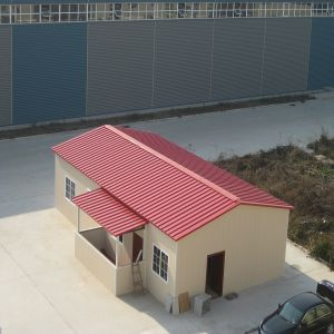 Prefabricated and Stylish Designed Light Steel Structure House (KXD-48) pictures & photos