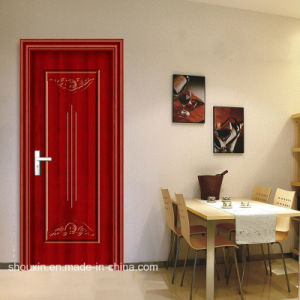 Security Steel Apartment Door Stainless Steel Door (SX-5-1069) pictures & photos