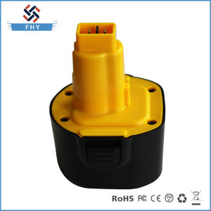 Dewalt 9.6V 1.5ah Rechargeable Power Tool Battery Ni-CD