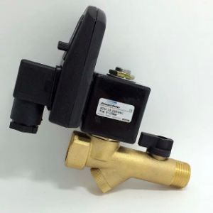 Air Compressor Electrical Drain Valve pictures & photos