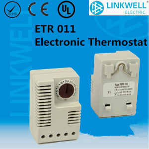 Small Size Electronical Panel Thermostat with CE Certificate for Electrical Control Cabinet (ETR 011) pictures & photos