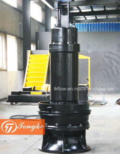 Axial Flow and Mixed Flow Submersible Sewage Pump for Irrigation pictures & photos
