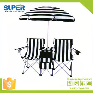 2015 Lover Camping Chair with Umbrella (SP-117) pictures & photos
