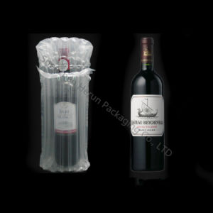 Protecting Shockproof Air Cushion Bag Filled Bag for Wine Bottle