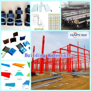 Steel Structure for Livestock with Efficient and Easy Installation pictures & photos