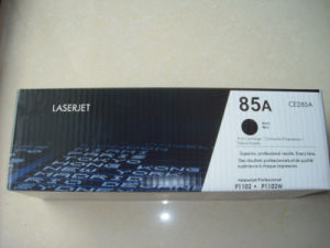 Original 285A for HP 85A CE285A for HP CE285A Toner Cartridge for Original Packing pictures & photos