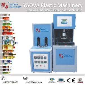 Semi Automatic Blow Moulding Machine to Produce Plastic Water Bottle up to 6L pictures & photos