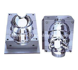 Wide Mouth Bottle Mould pictures & photos