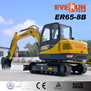 CE Approved 6.5 Ton Loading Capacity Hydraulic Crawler Excavator pictures & photos