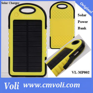 Hot Sale Solar Charger Solar Power Bank for Digital Products pictures & photos