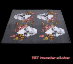 Pet Heat Transfer Sticker for T-Shirts pictures & photos