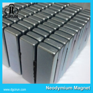 Customized Strong Hard NdFeB Permanent Block Magnet pictures & photos
