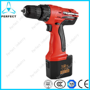 12V Ni-CD High-Torque Electric Cordless Drill pictures & photos