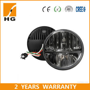 7 Inch Round LED High Low Beam Headlight for off-Road pictures & photos