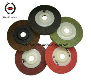Non Woven Diamond Polishing Cutting Disc pictures & photos