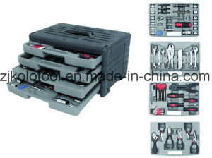 Hot Sale 99PCS Drawer Box Hand Tools Set pictures & photos