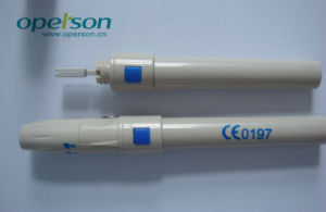 Pen Type Safety Blood Lancet with Ce and ISO pictures & photos