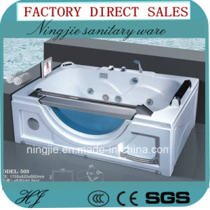 Massage Whirlpool Bathtub with Bubble Bath Tub (503) pictures & photos