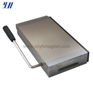 Manual Permanent Magnetic Chuck for Grinding pictures & photos