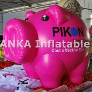 Parade Inflatable Carton Pink Pig Shape Balloon Sphere pictures & photos