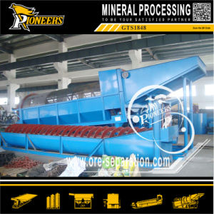 Trommel Plant Mobile Sand Screen for Gold Mineral Washing Process pictures & photos